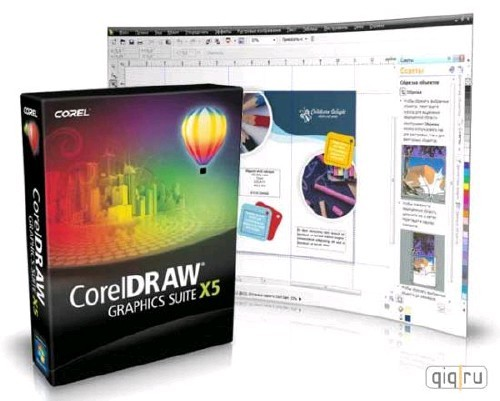 CorelDRAW Graphics Suite X5 15.0.0.486 + Русификатор